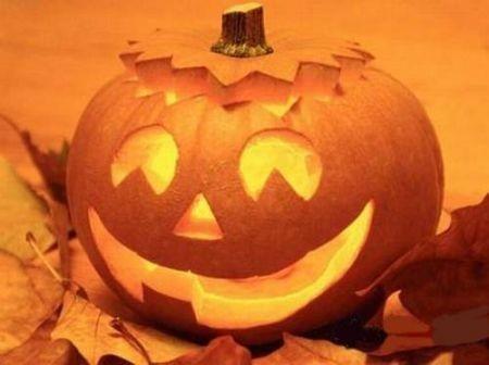 Immagine Zucca Di Halloween 94.Svuotate La Zucca Si Mangia