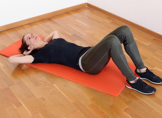 fare fitness in casa