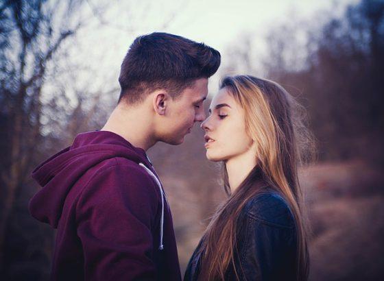 i benefici di un bacio