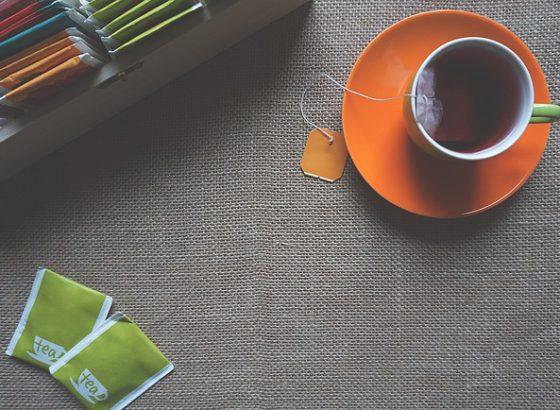 Perché bere tè verde