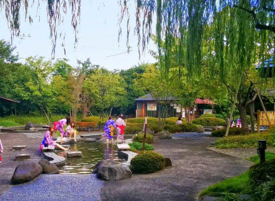 onsen giapponesi: rotenburo e notenburo