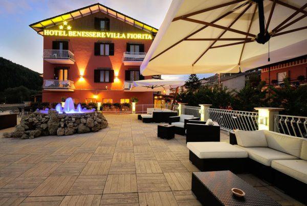 Hotel Villafiorita in Umbria per il 25 aprile 2018