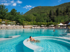 Fuga d'amore per due - Un Natural Spa Resort da favola in Toscana