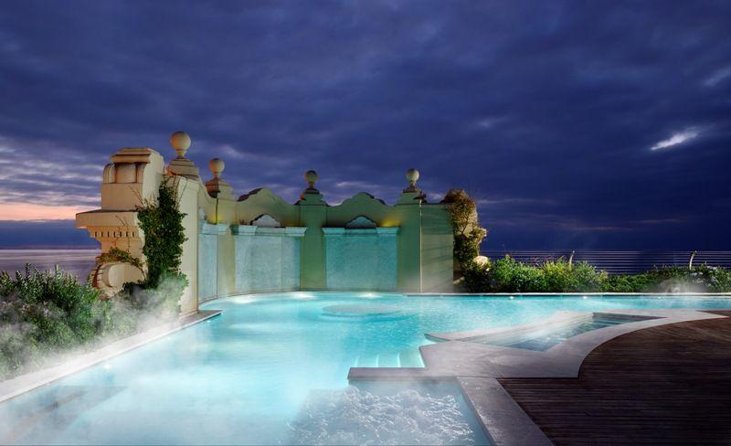 Grand hotel principe di piemonte viareggio lucca toscana - Piscina viareggio ...