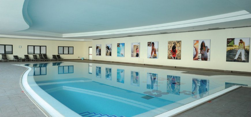 Parc hotel castelnuovo peschiera del garda lago di garda verona - Hotel lago garda piscina coperta ...
