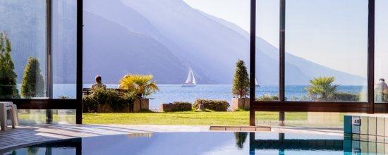 Soggiorno benessere in spiaggia sul Lago di Garda da € 65 ⊶ Torbole ...