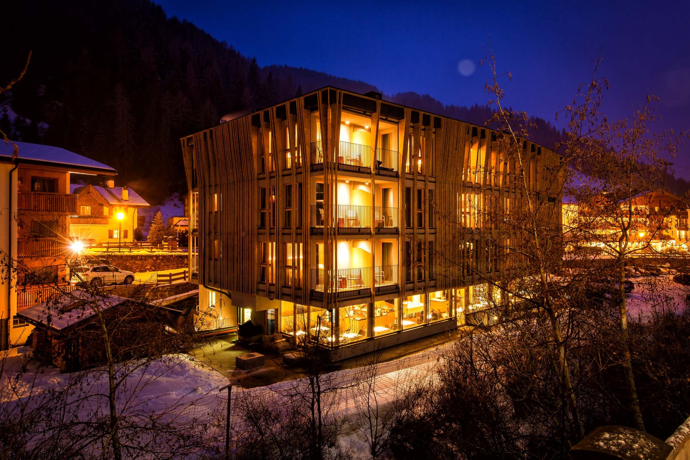 Eden selva mountain design hotel selva di val gardena for Design hotel val gardena