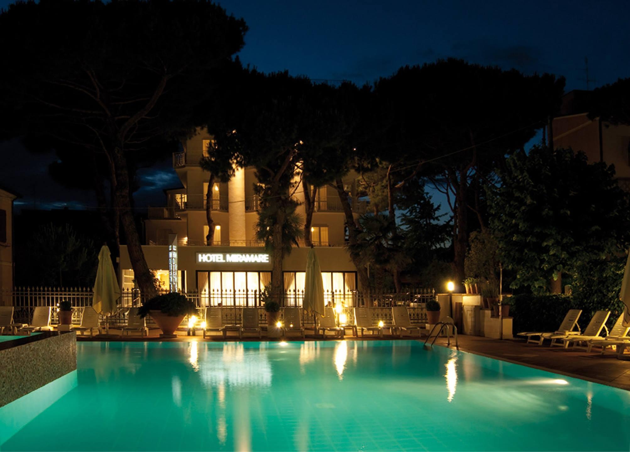 Hotel miramare centro benessere cervia ravenna emilia - Alberghi saturnia con piscina termale ...