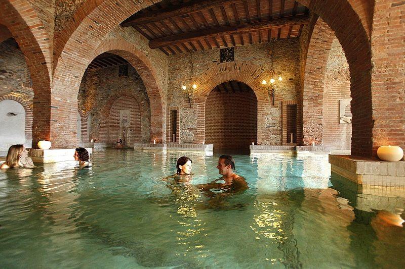 Calidario Terme Etrusche Venturina Terme Campiglia