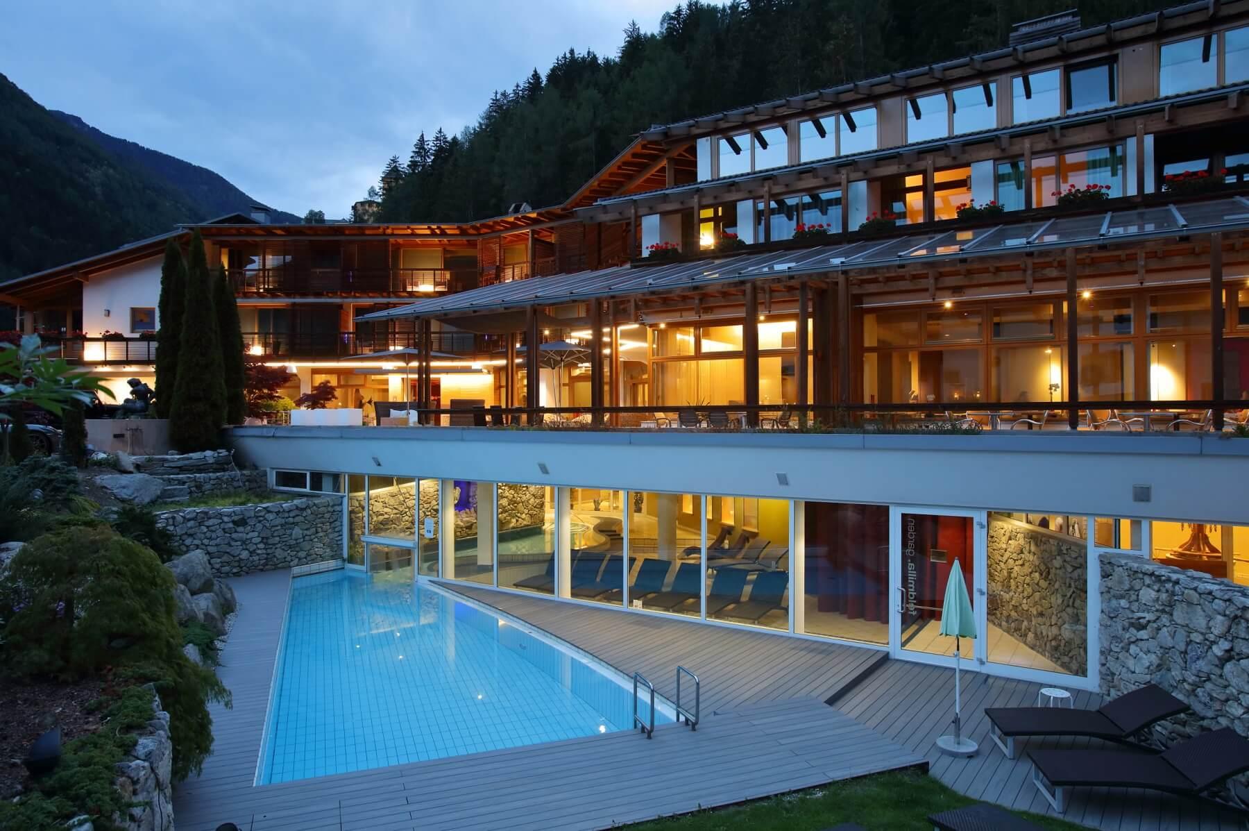 Offerte feldmilla designhotel a campo tures valle aurina for Offerte soggiorno in trentino alto adige