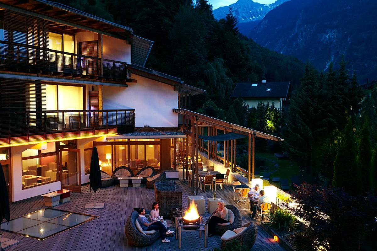 Soggiorni benessere estate da 131 campo tures valle for Designhotel feldmilla