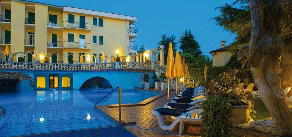 Offerte hotel terme olympia a montegrotto terme padova for Lago spa padova