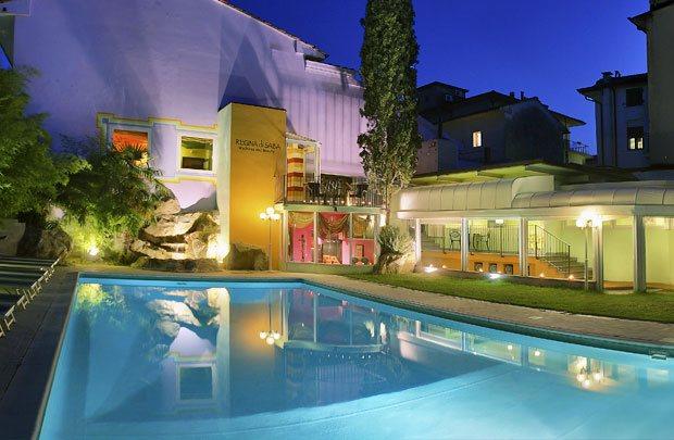 Hotel adua regina di saba wellness and beauty montecatini terme pistoia toscana - Hotel con piscina termale toscana ...