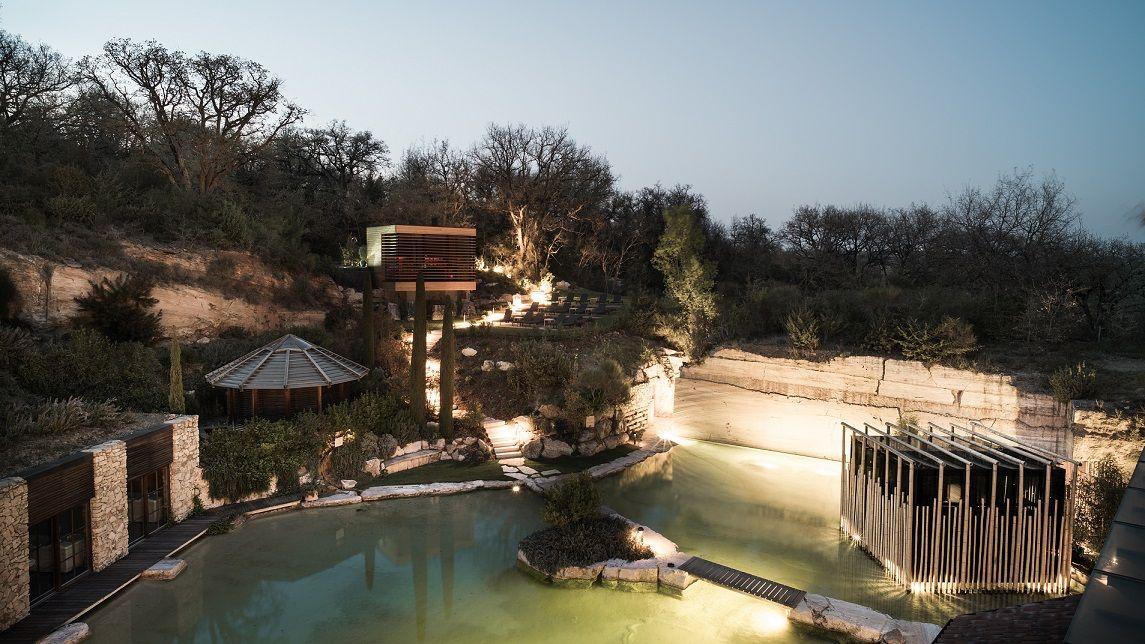 Spa wellness resort hotel adler thermae san quirico d - Bagno vignoni hotel adler ...