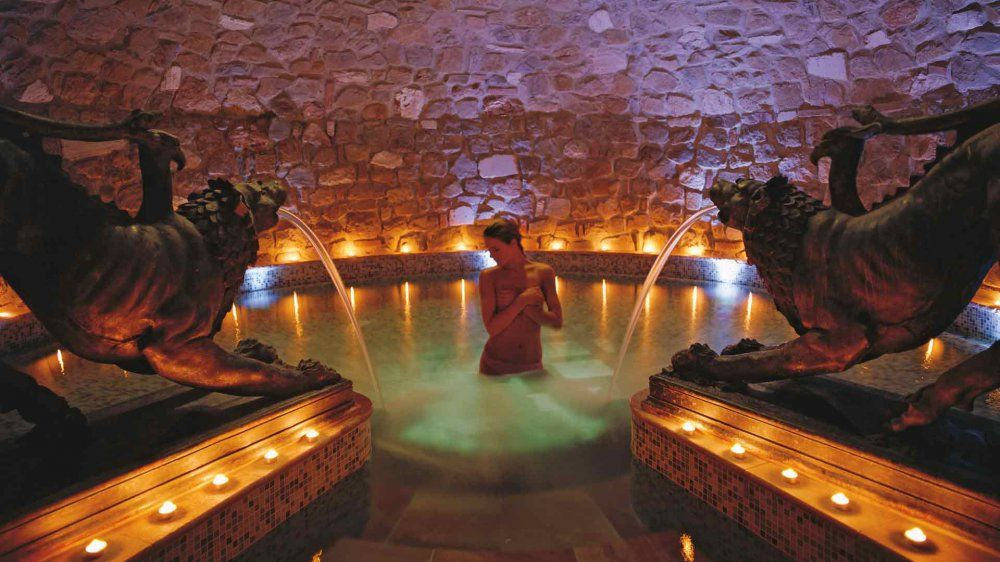 Spa & Wellness Resort Hotel Adler Thermae San Quirico D