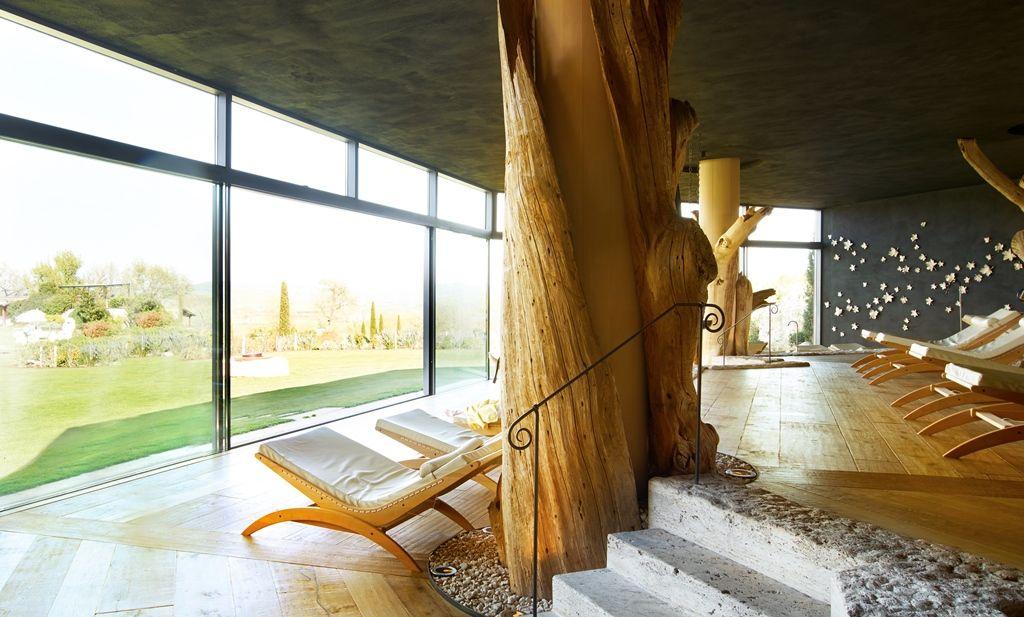 Spa wellness resort hotel adler thermae san quirico d - Bagno vignoni adler ...