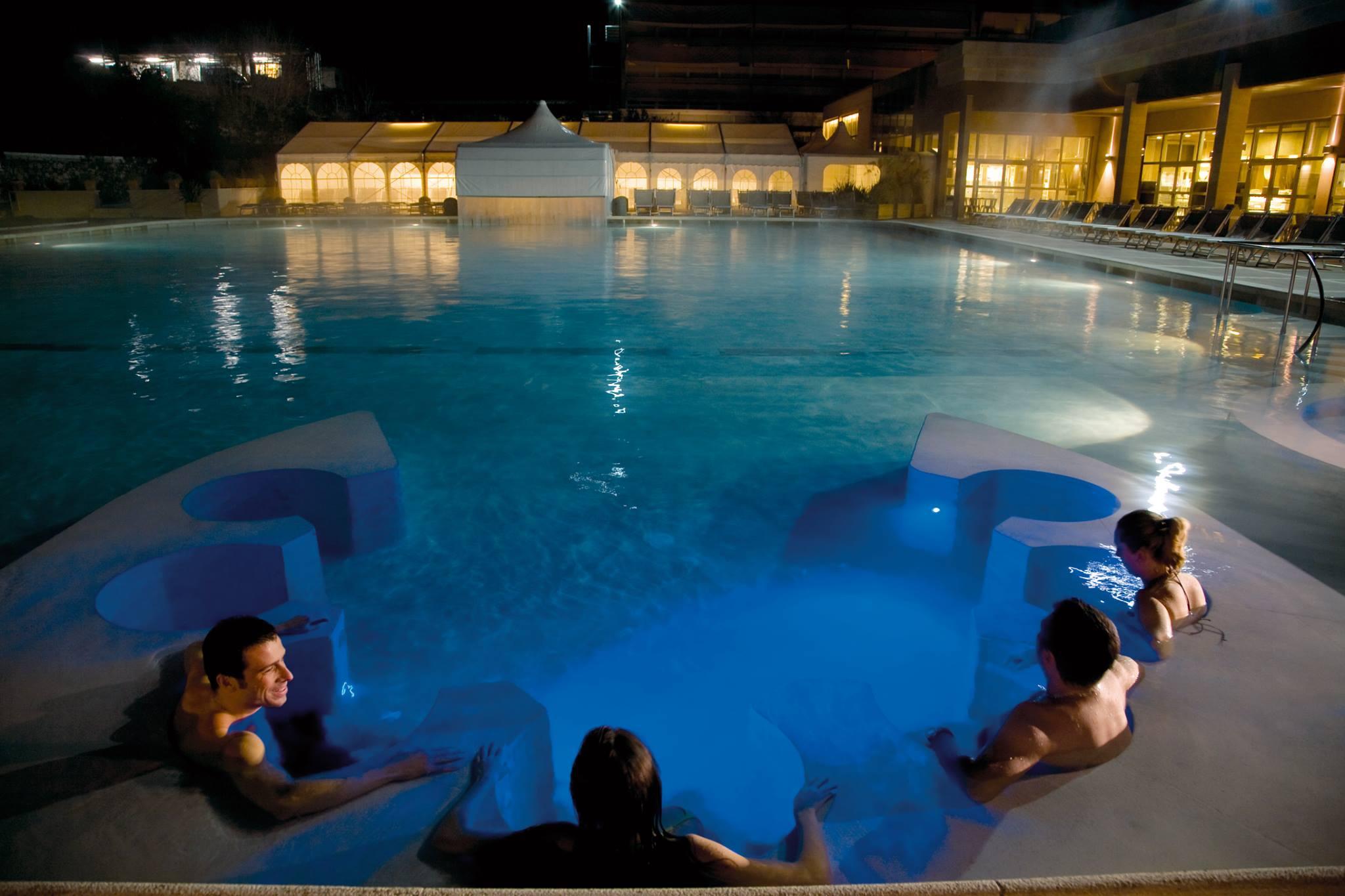 Grotta giusti terme hotel monsummano terme pistoia toscana - Hotel con piscina termale toscana ...