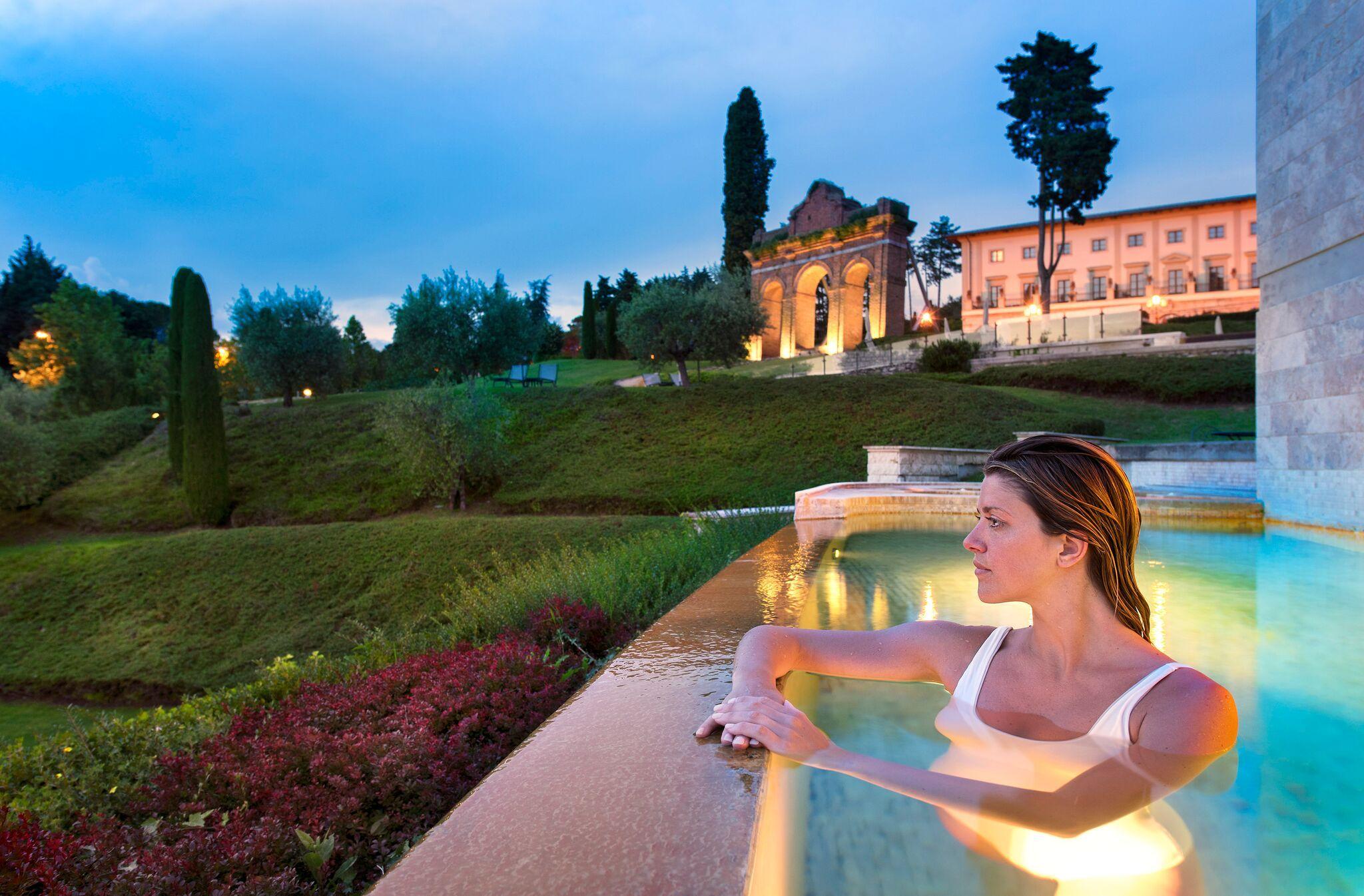 Fonteverde Terme Amp Hotel San Casciano Dei Bagni Siena