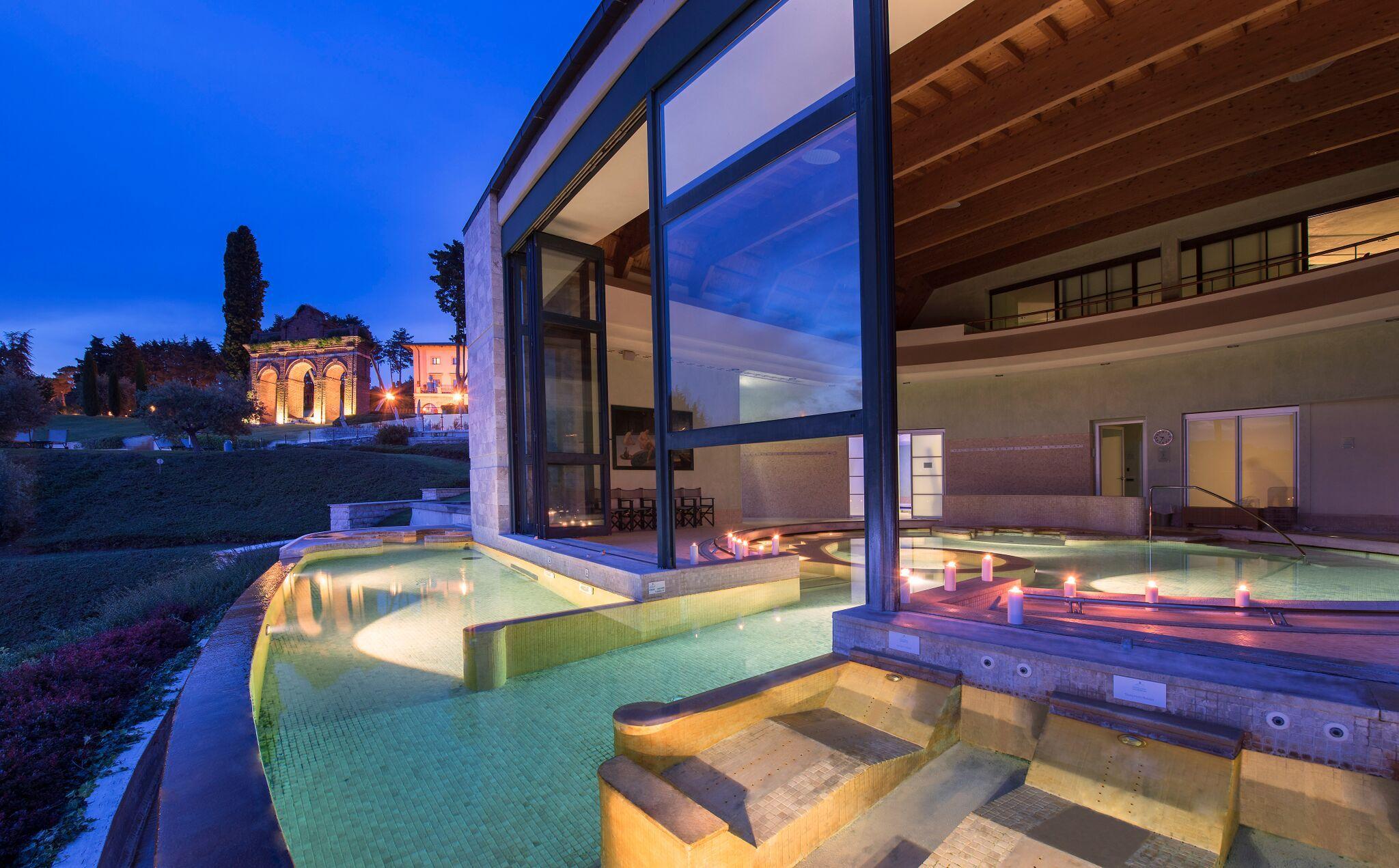 Fonteverde Terme  U0026 Hotel  San Casciano Dei Bagni