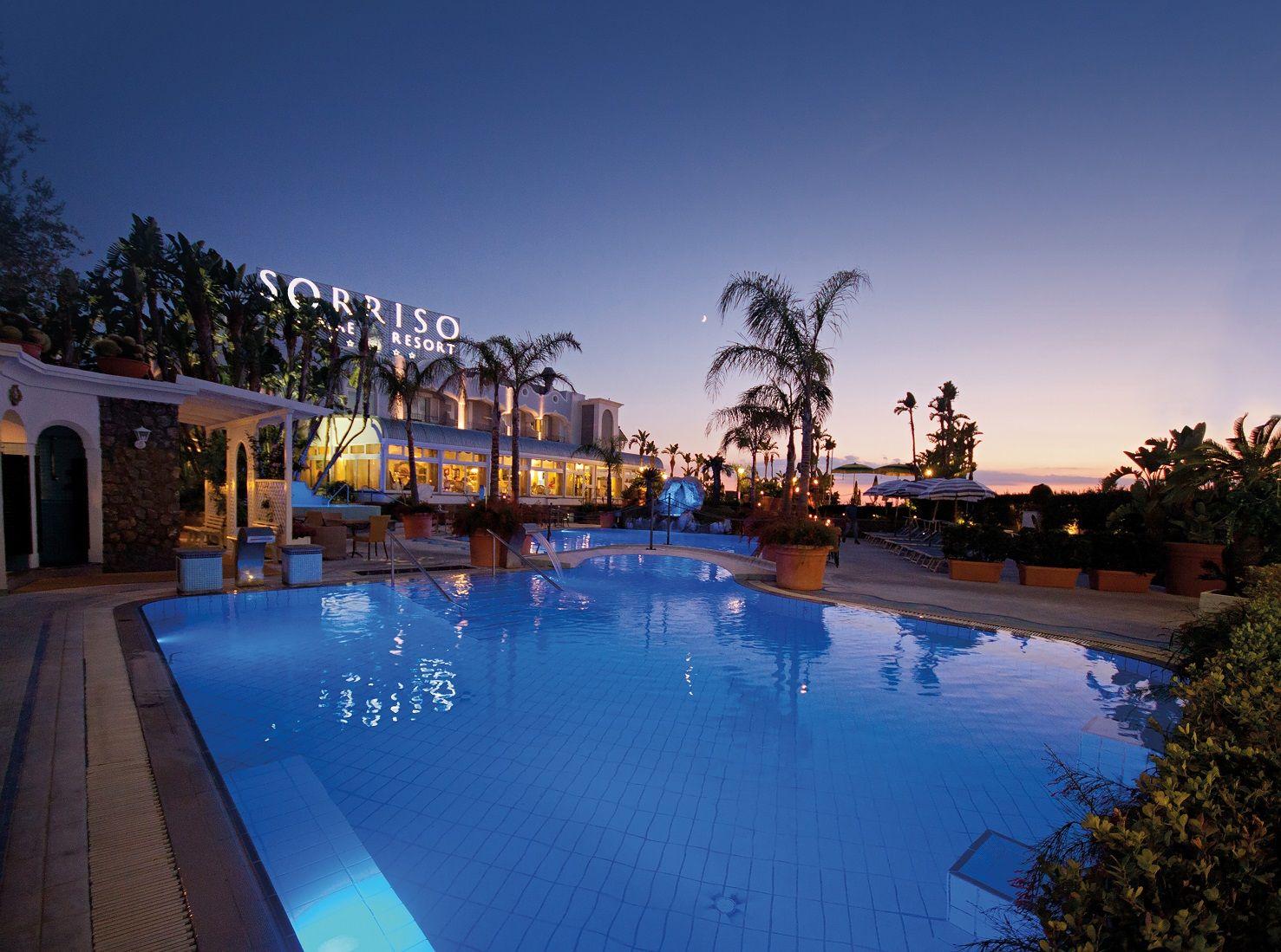 Sorriso Thermae Resort & Spa (Forio d' Ischia Baia di ...
