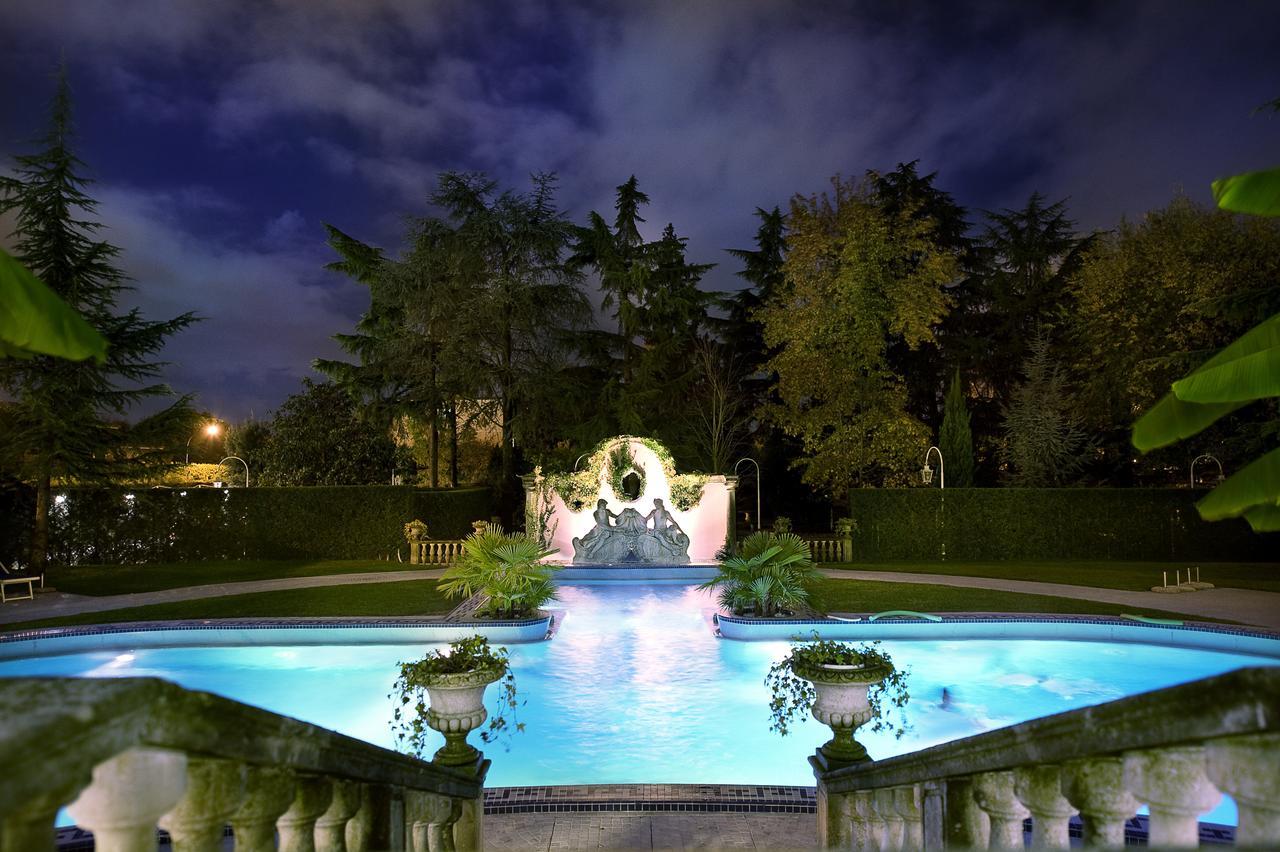 Abano ritz hotel di terme e benessere hotel a abano terme for Abano terme piscine