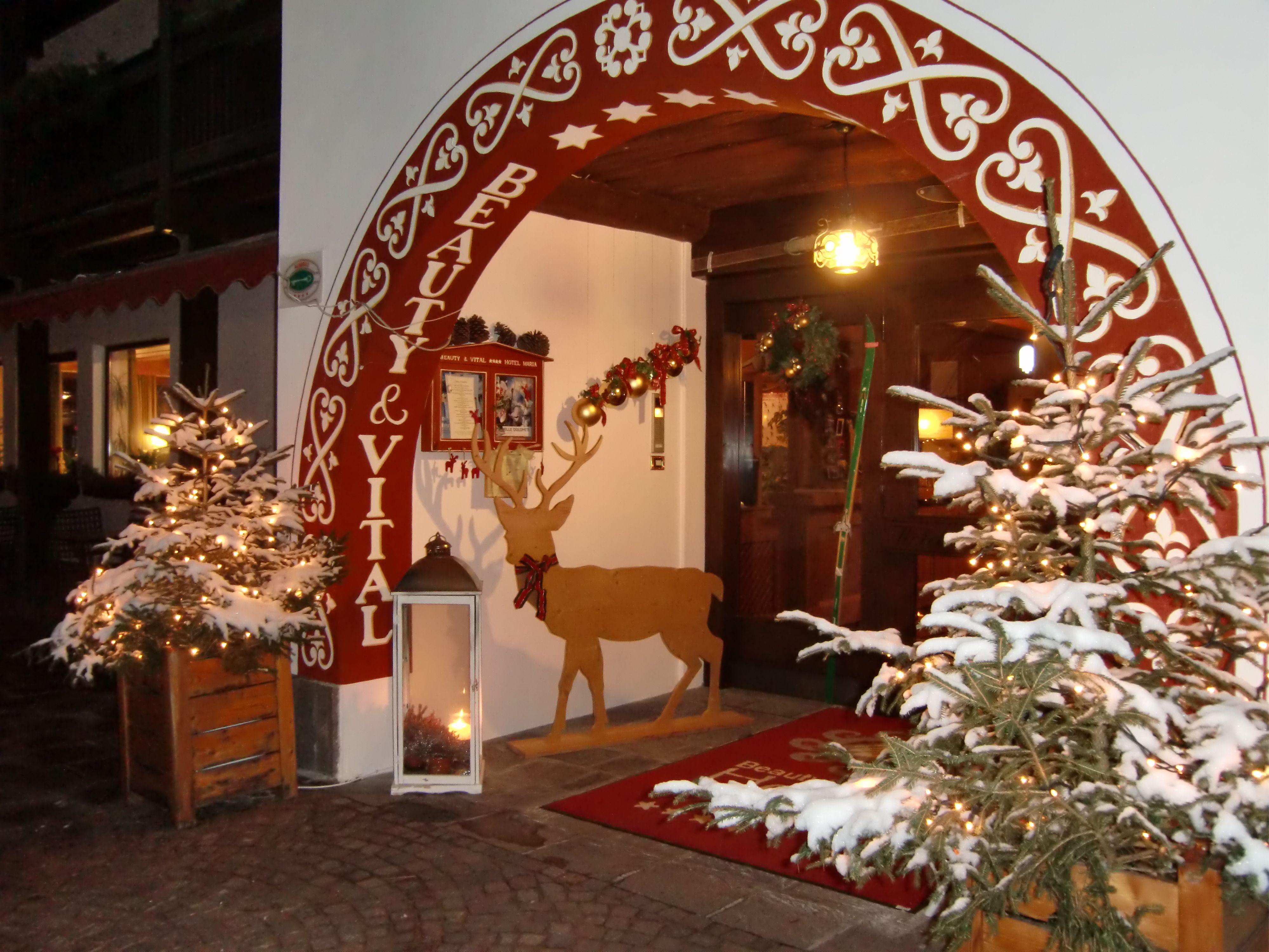 Soggiorni Benessere Inverno da € 90,00 ⊶ Cavalese - Carano - Val ...