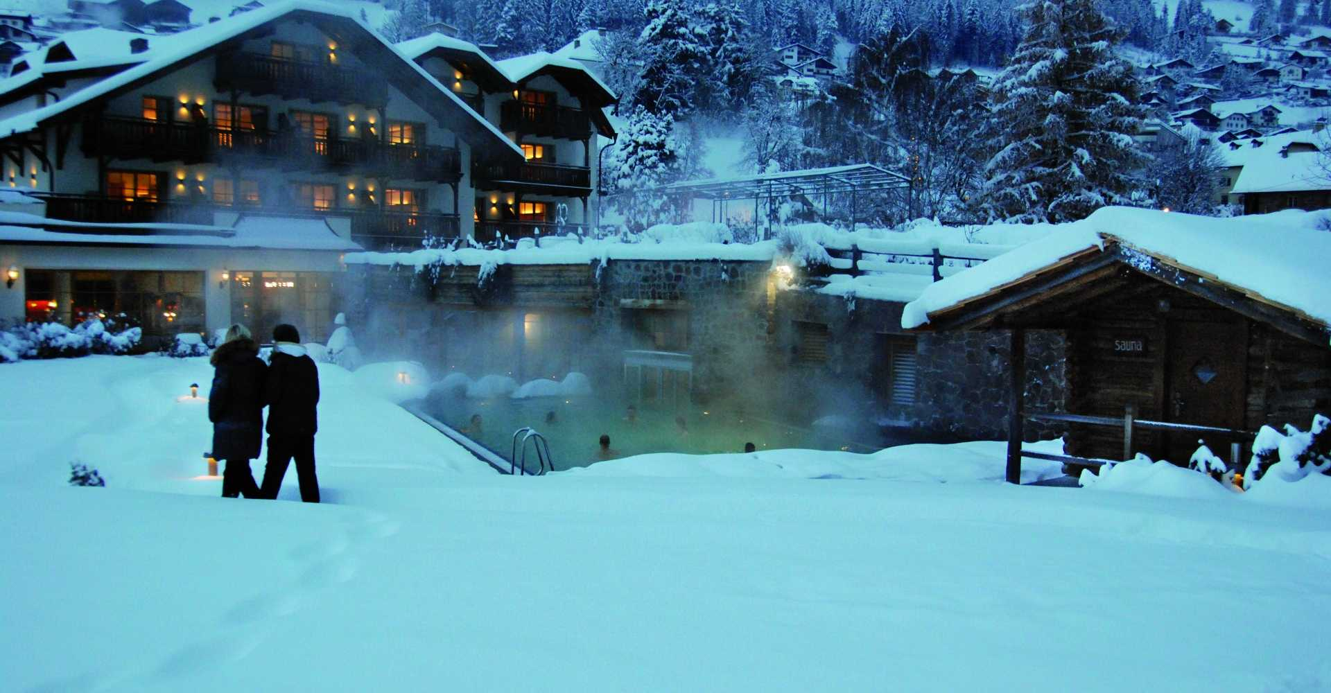 Soggiorni Benessere Inverno da € 125,00 ⊶ Ortisei - Val Gardena ...