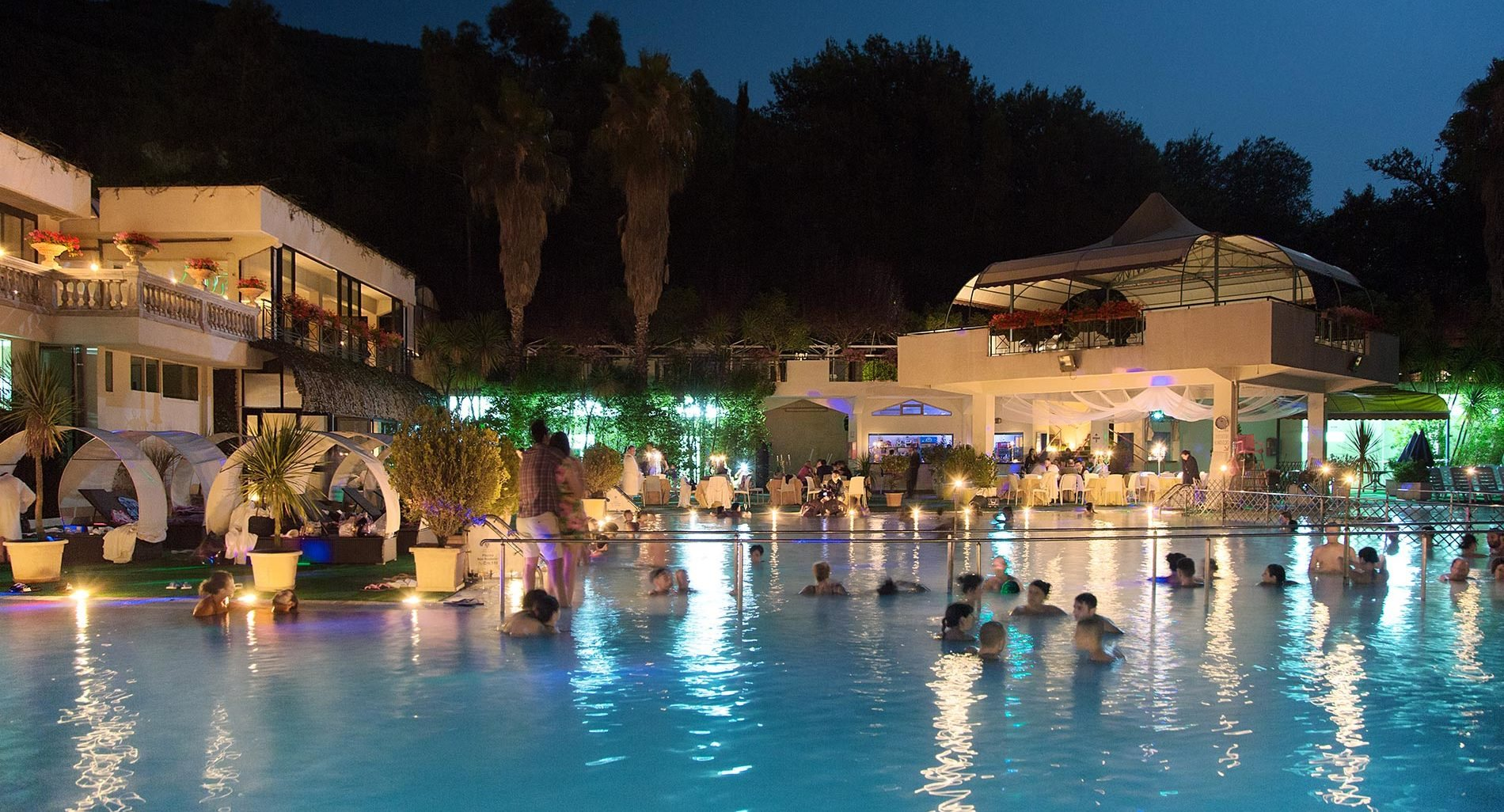 Hotel terme rosapepe contursi terme salerno campania - Terme a bagno di romagna offerte ...