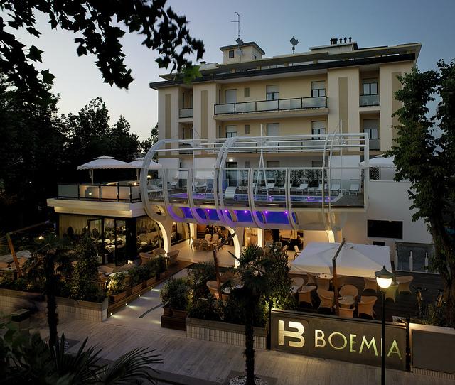 Riccione Terme Hotel Boemia