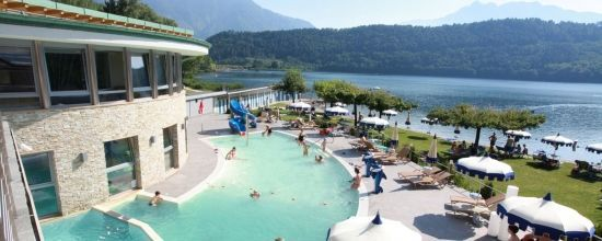 Hotel Lago Di Levico Con Piscina