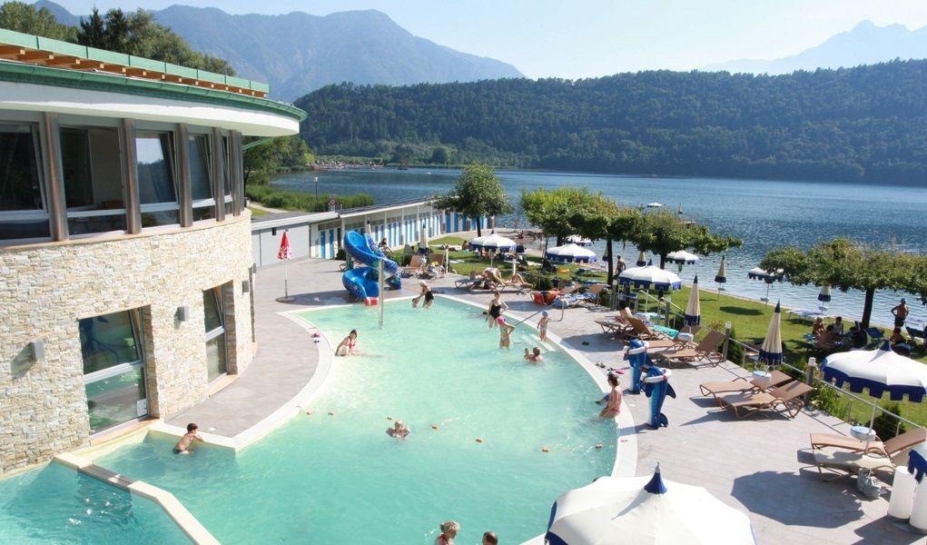 Soggiorni Benessere Estate da € 42,50 ⊶ Levico Terme - Trentino ...