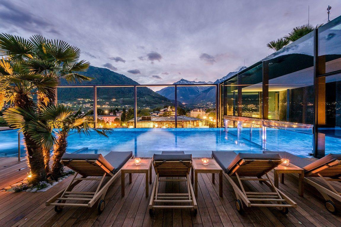 Hotel Merano Con Terme