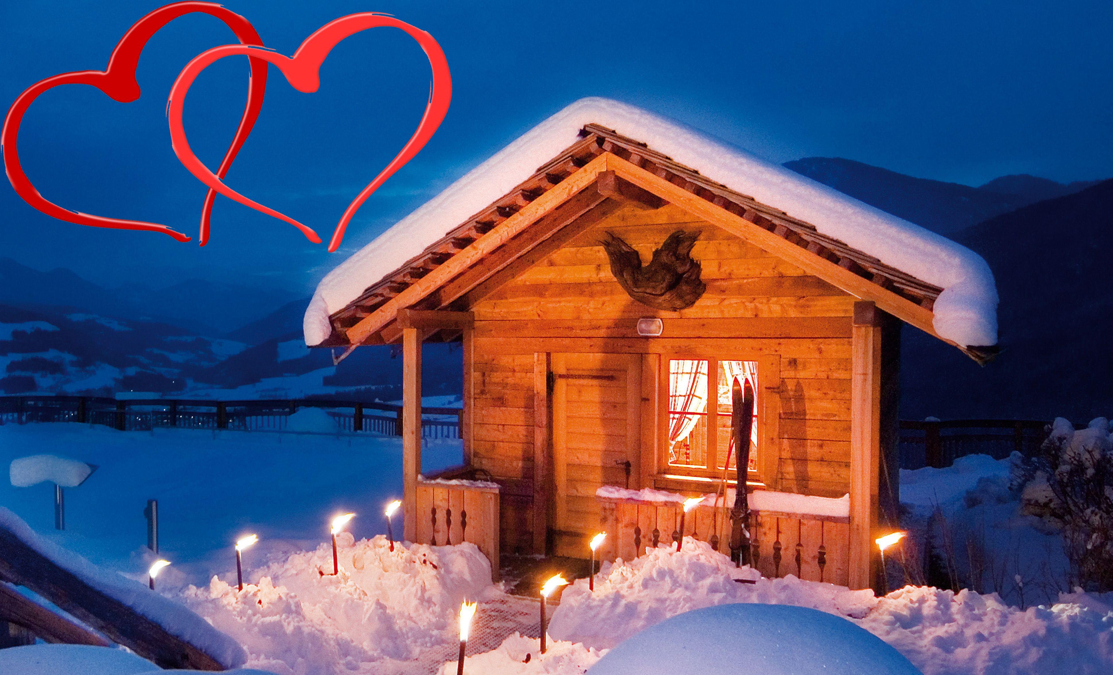 Bagno Romantico San Valentino : Giorni romantici per san valentino notti ⊶ valdaora val